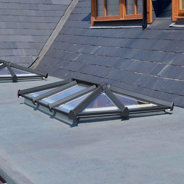 skypod pvcu roof lantern