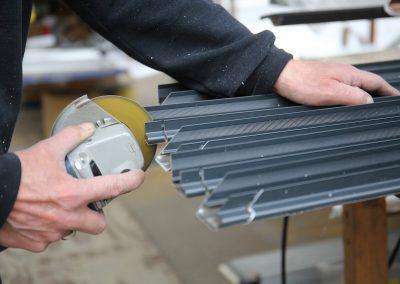 manufacturing aluminium roof lanterns
