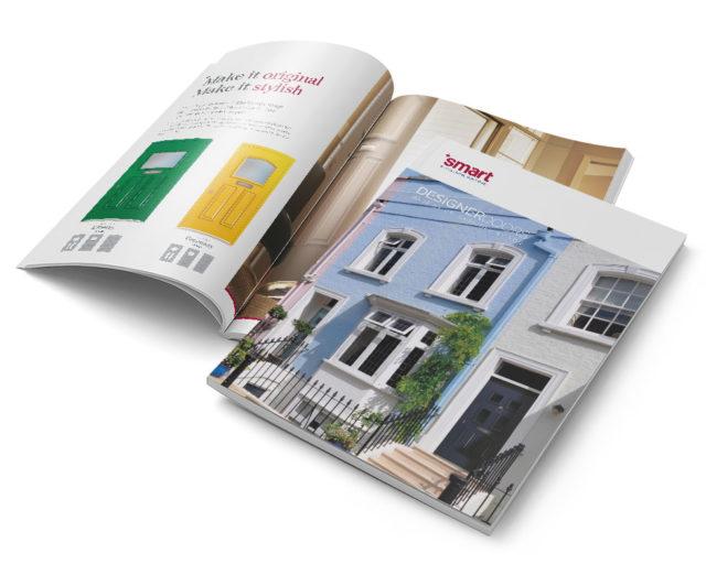 critical style brochure