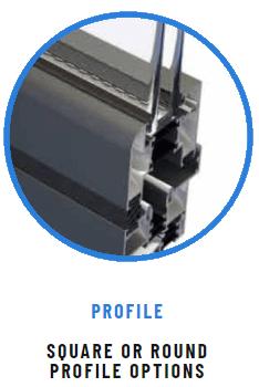 heritage window profile