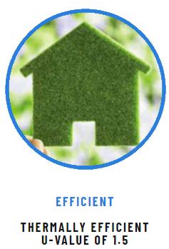 energy efficient crittal windows