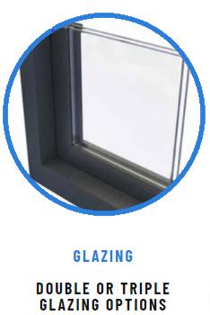 double glazed crittal windows